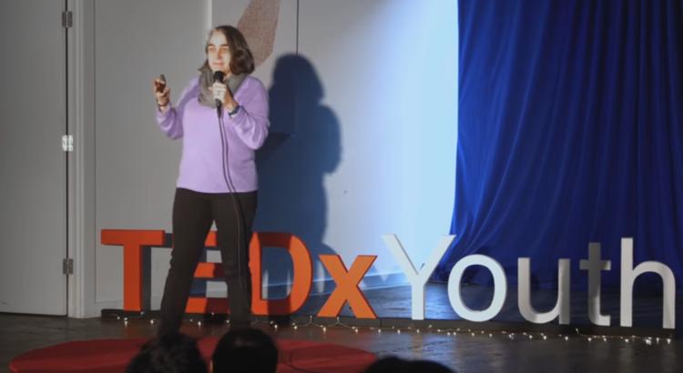 Building Social Courage | Cindy Pierce | TEDxYouth@BlueSlidePark